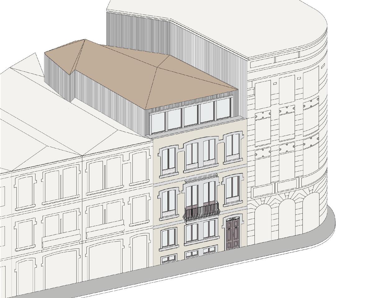 Edifício de Habitação São Cosme